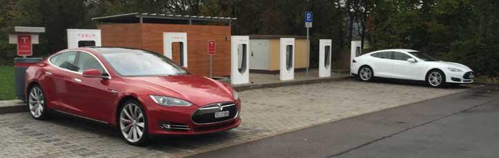 Meine erste Woche Tesla